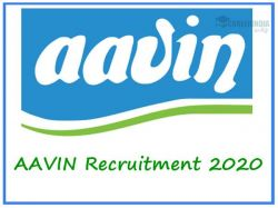 Aavin Recruitment 2020 Apply For Refrigeration Technicians Post At Tiruppur