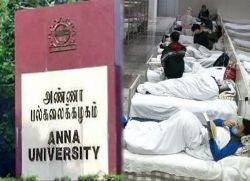 Corona Symptom For Anna University Students
