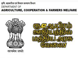 Ministry Of Agriculture Recruitment 2021 Apply For Additional Commissioner And Assistant Director P