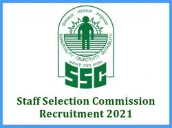 Ssc Recruitment 2021 Apply For Ssc Assistant Post At Central Govt