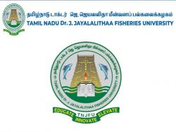 Tnjfu Recruitment 2021 Application Invited For Assistant Professor Posts