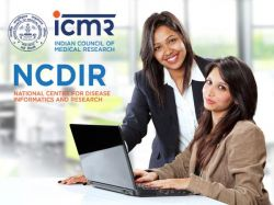 Icmr Ncdir Recruitment 2021 Walk In Interview For Project Scientist I Post