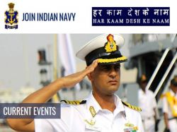 Indian Navy Recruitment 2021 Application Invite For 10 2 Cadet Entry Scheme Post