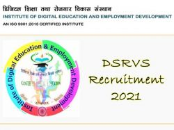 Dsrvs Recruitment 2021 Apply Online For 433 Apprentice Post