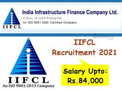Iifcl Recruitment 2021 Application Invited For Various Manager Posts