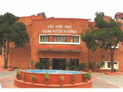 National Institute Of Ayurveda Nia Recruitment 2021 Walk In For Various Post