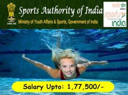Sports Authority Of India Recruitment 2021 Application Invited For Various Post