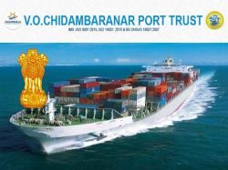 Voc Port Trust Recruitment 2021 Application Invited For Deputy Chief Engineer Post
