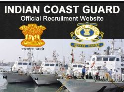 Indian Coast Guard Recruitment 2021 Apply Online For Assistant Commandant Technical Post