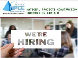 Npcc Recruitment 2021 Walk In For Site Engineer Post Npcc Gov In
