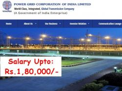 Power Grid Recruitment 2021 Apply Online For Executive Trainee Law Post Pgcil