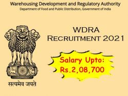 Wdra Recruitment 2021 Application Invited For Various Director And Assistant Post