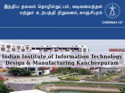 Iiitdm Recruitment 2021 Walk In For Junior Project Engineer Post