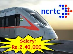 Ncrtc Recruitment 2021 Apply For General Manager Addl General Manager Electrical Post