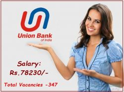 Union Bank Of India Ubi Recruitment 2021 Apply Online For 347 Various Manager Post
