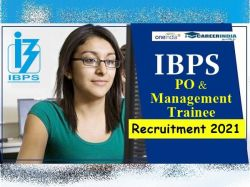 Ibps Recruitment 2021 Apply Online For 4132 Probationary Officer Management Trainee Post