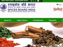Spices Board Recruitment 2021 Application Invited For Spices Extension Trainee Post