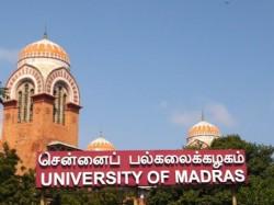 Madras University Results Tonight