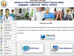 Tn Govt Conduct Nurses Selection Test On June