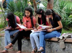 Students Eager Joining Delhi Colleges