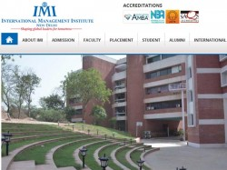 Imi New Delhi Offers Admissions Executive Pgdm