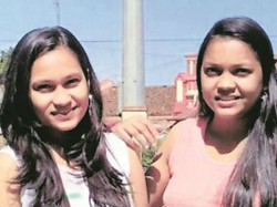 Class 12 Cbse Results Gurgaon Twins Score Identical Result