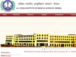 Aiims Bhopal Is Hiring 13 Technical Officer Store Keeper Posts