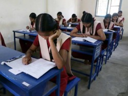 Students Happy Over 2 Tamil First Paper