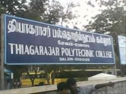 Thiagarajar Polytechnic College Recruitment