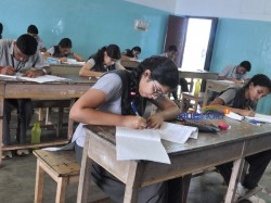 th Class Public Exam 4 Students Were Caught
