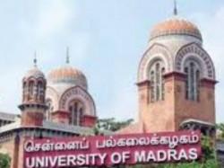 Chennai University Admission