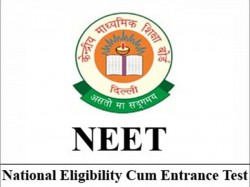 Neet Test Score 12th Grade Test Score Required The Medical C
