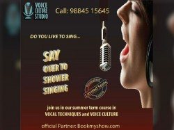 Voice Culture Studio Gives Special Voice Training The Students