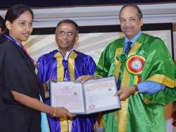 Anna University Graduation Ceremony Is Not Forbidden