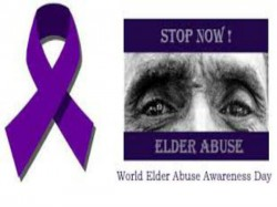 Pledge For World Elder Abuse Awareness Day By Students