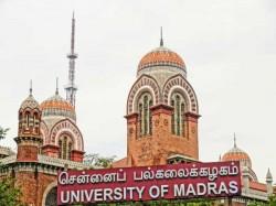 Medras University Declared Ug And Pg Semester Result