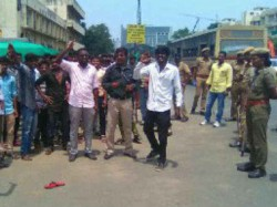 Students Protest Against Neet Exam