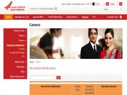 Airindia Limited Recruitment