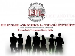 Best English And Foreign Languages University In India
