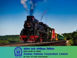 Konkan Railway Corporation Limited Recruitment For The Post Of Various Non Technical Posts