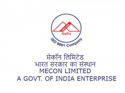 Mecon Limited Invited Application For Various Post
