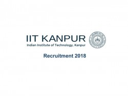 Iit Kanpur Invites Application For Various Post
