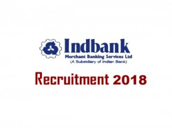 Indbank Bank Invites Application Various Post
