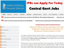 Ibps Recruitment 2018 Apply Online 7275 Clerk Posts