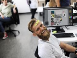 Best Way Stay Happy Office