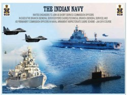 Indian Navy Recruitment 2018 Various Posts