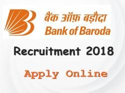 Bank Baroda Recruitment 2018 Apply Online 20 It Profession