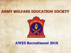Awes Army School Recruitment 2018 Apply Online 8000 Pgt Tgt And Prt Posts