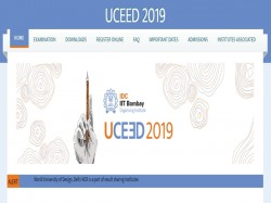 Uceed 2019 Exam Schedule Out Exam On 19th Jan