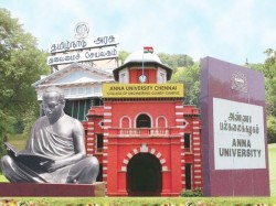 Anna University Jobs Field Coordinator Chennai